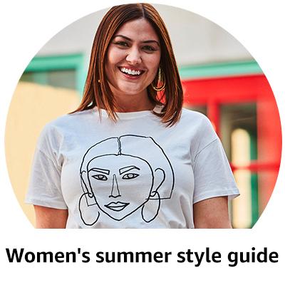 Women's Summer Style Guide