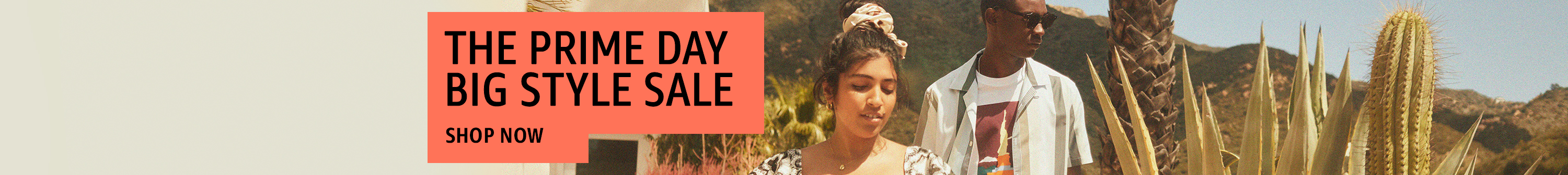 The Prime Day Big Style Sale