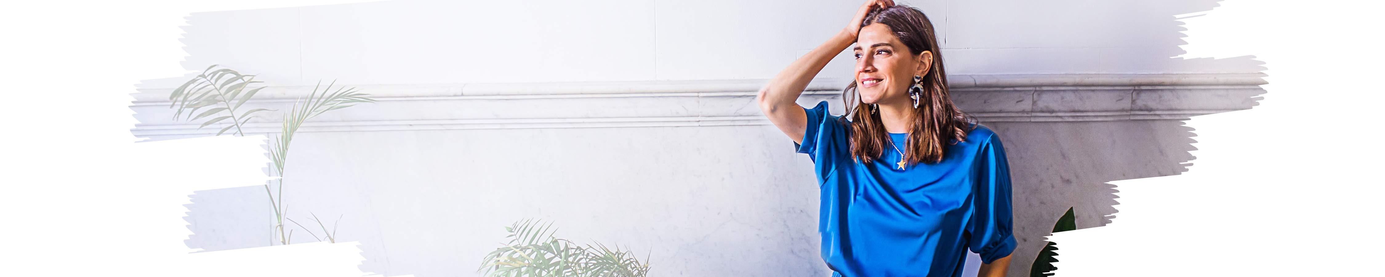 Belén Canalejo presenta una colaboración con Amazon The Drop