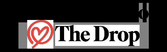 El logotipo de The Drop: Laurie Ferraro en The Drop