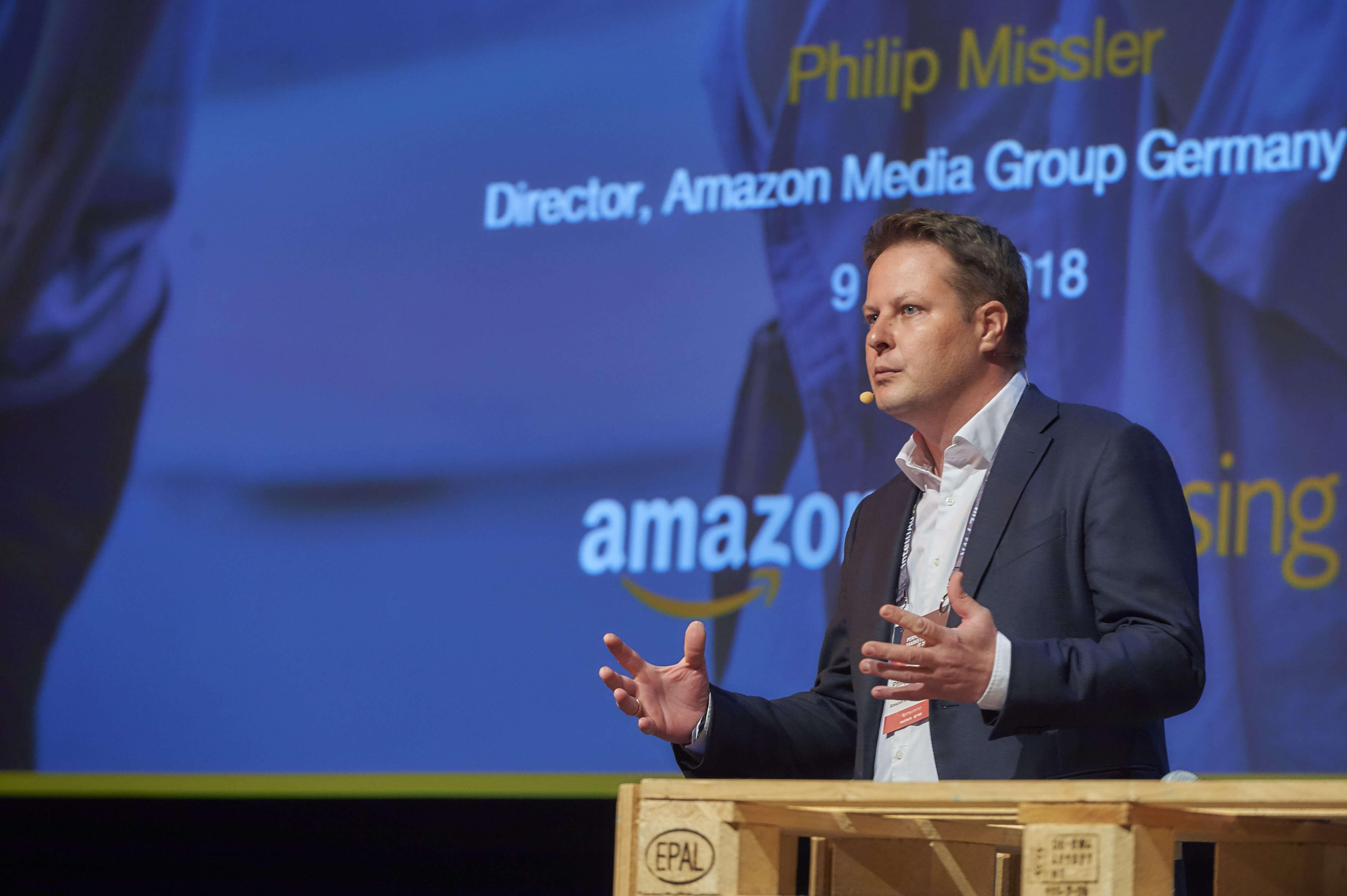 Philip Missler spoke at summit