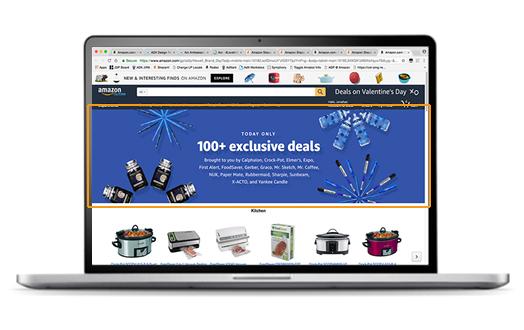 Sponsorship Desktop