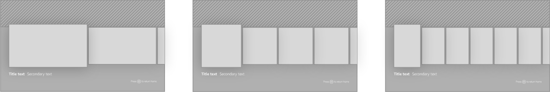 Grid of tiles