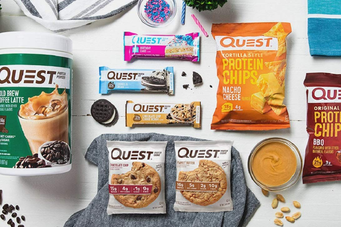 Quest Nutrition products
