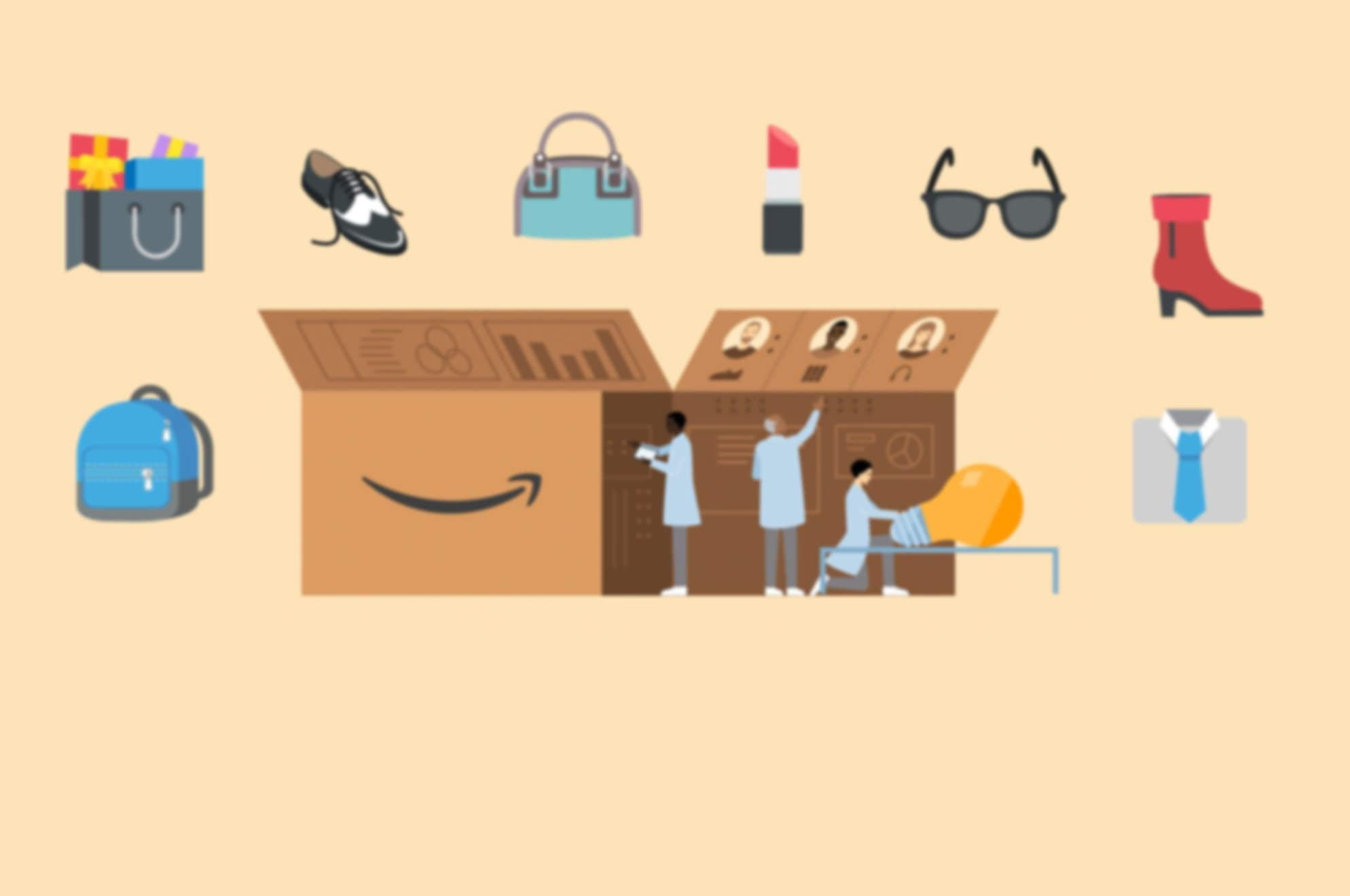 Amazon Prime box graphic