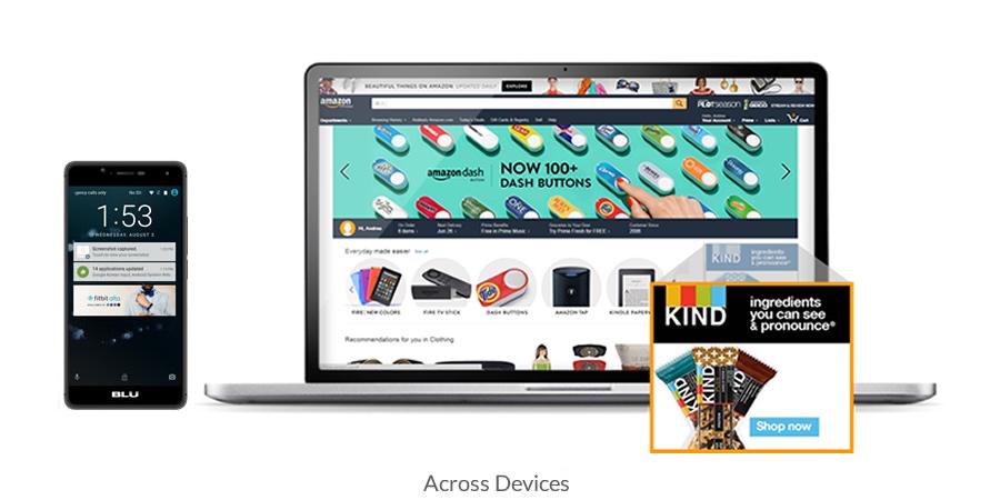 Across devices