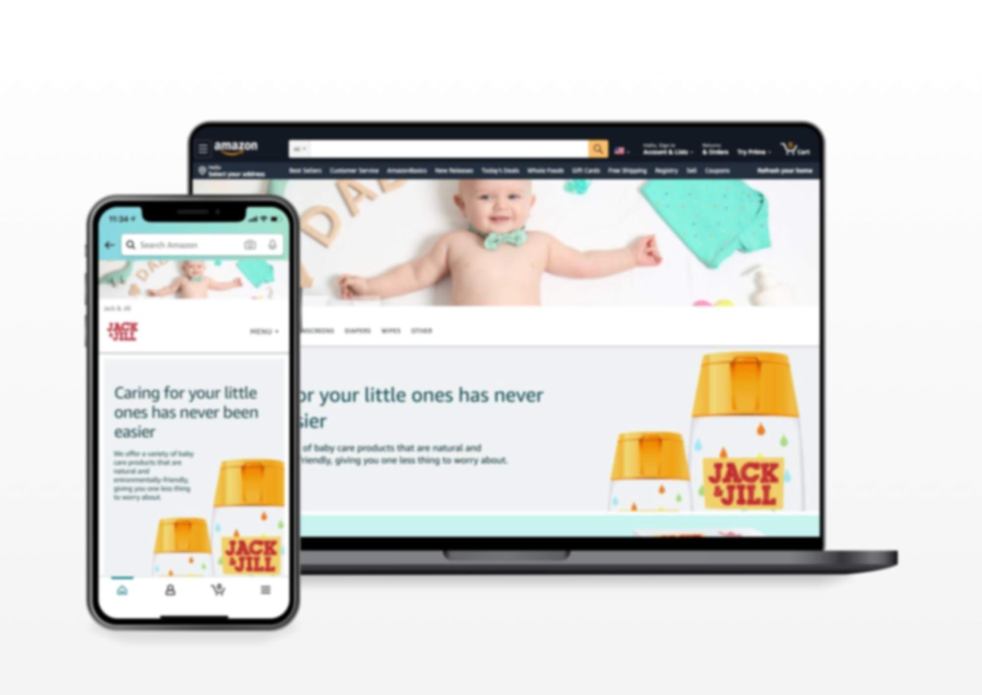 Canal de anúncios de Sponsored Brands