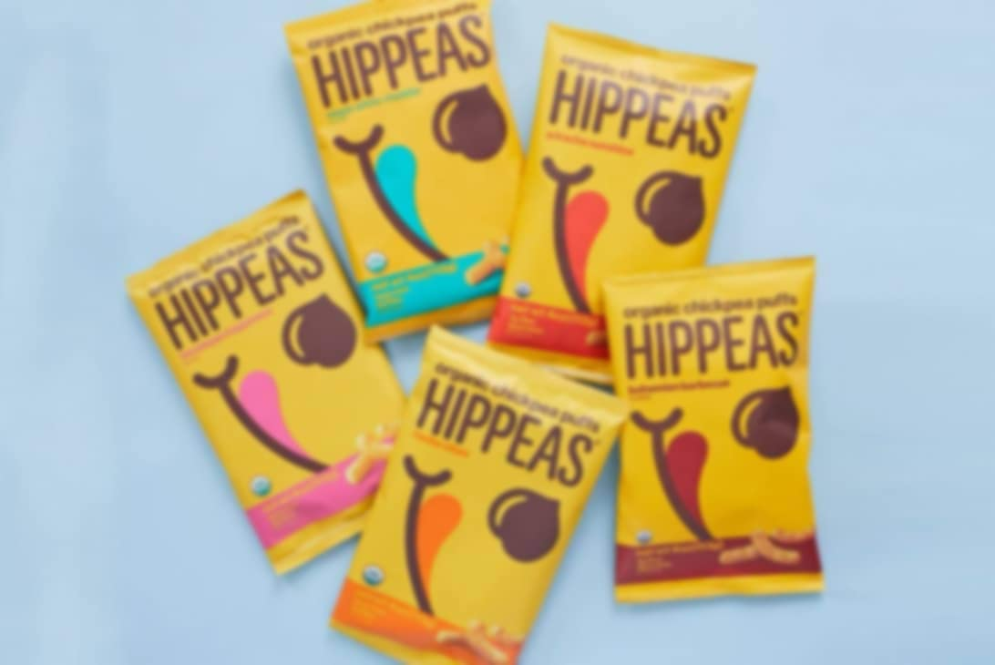 Paquets de collation Hippeas