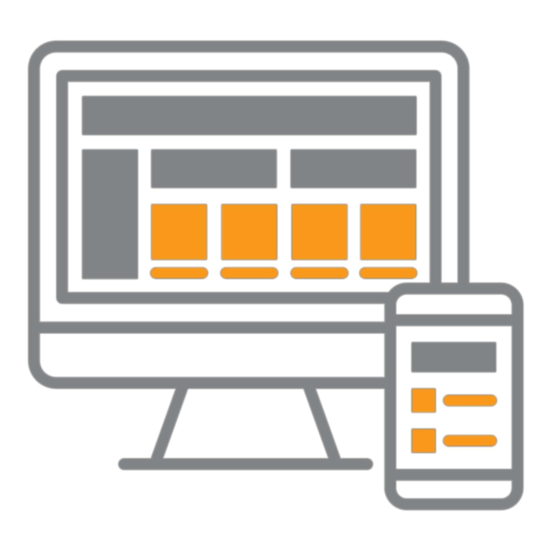 Emplacement publicitaire Sponsored Products sur ordinateur et appareil mobile
