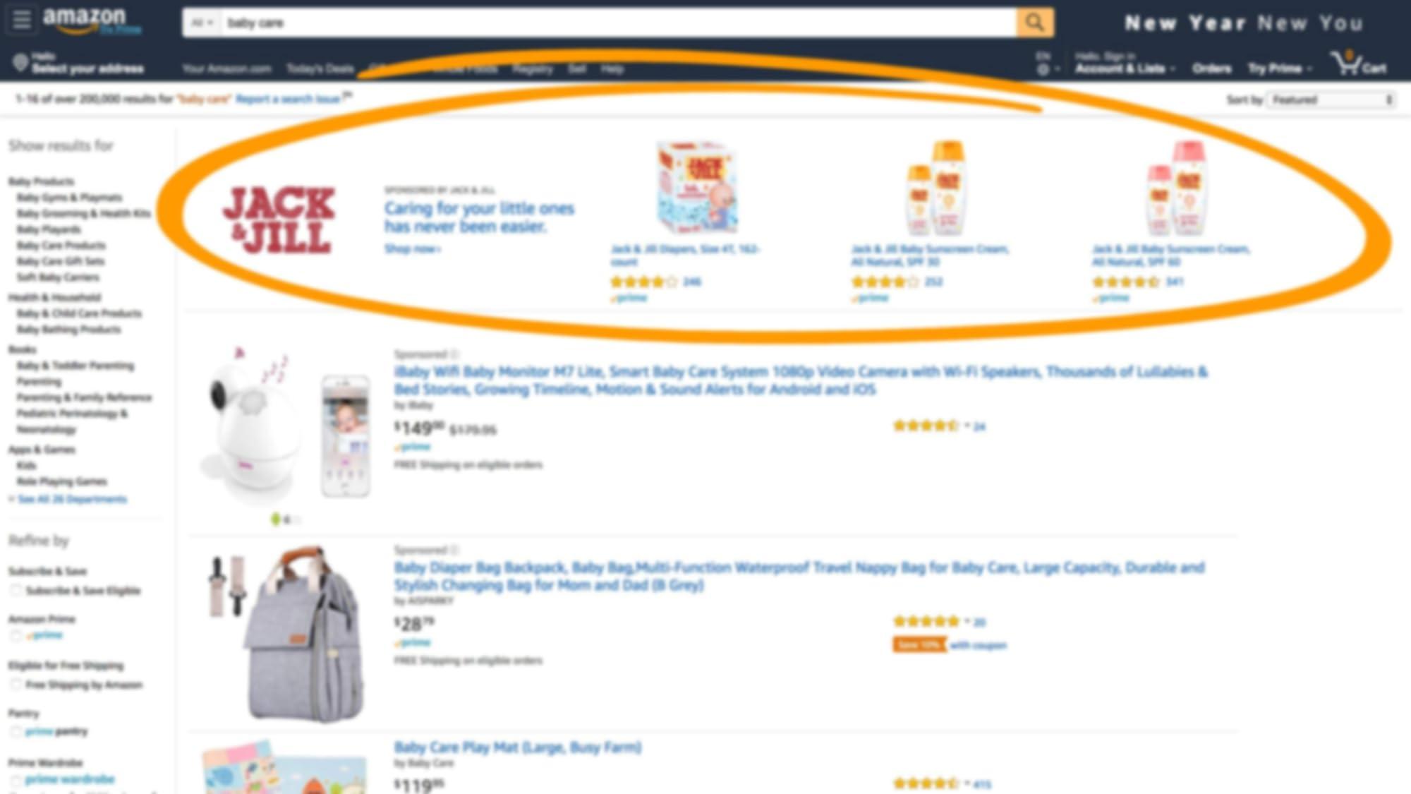 亚马逊品牌推广广告