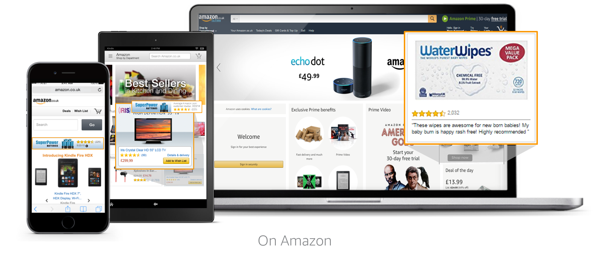 On Amazon.com
