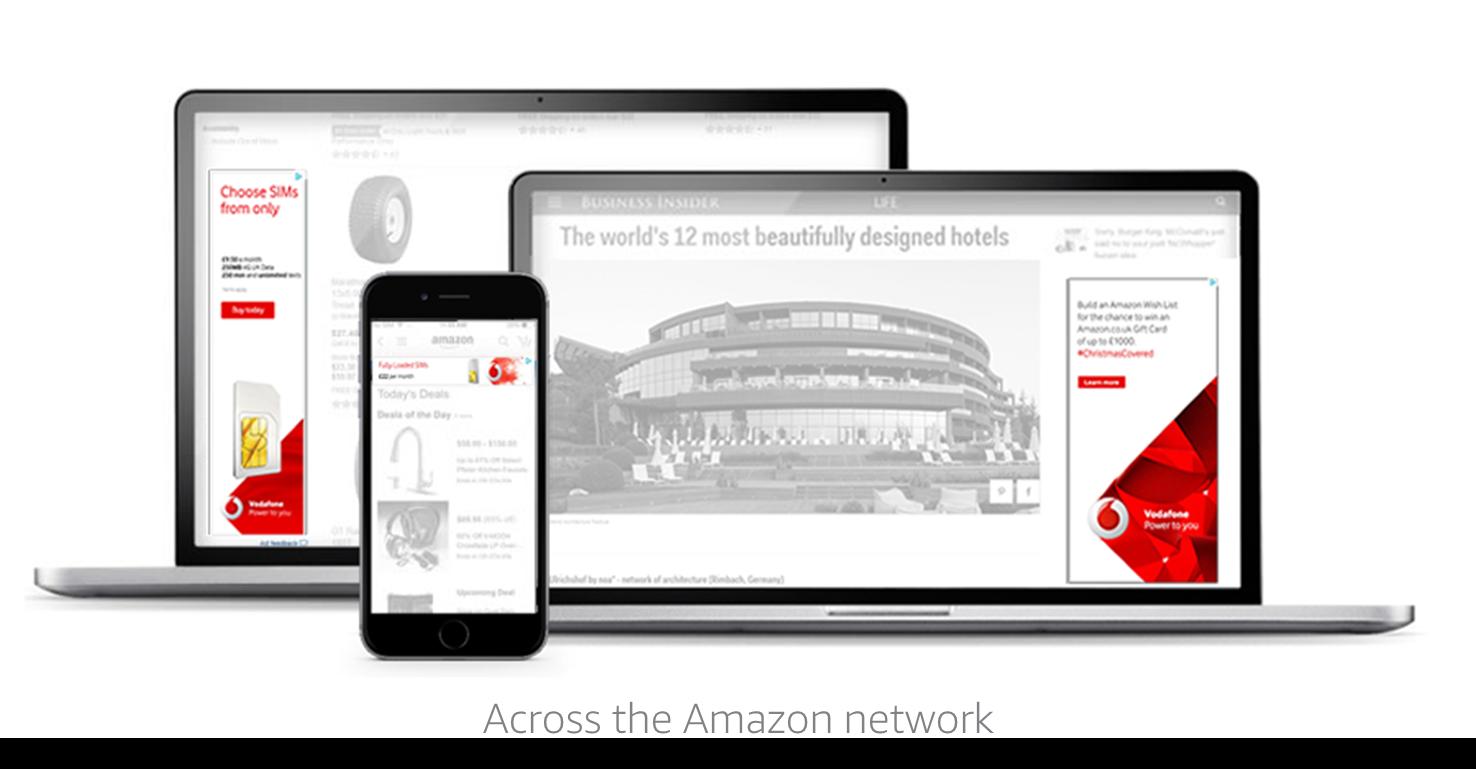 Across the Amazon network