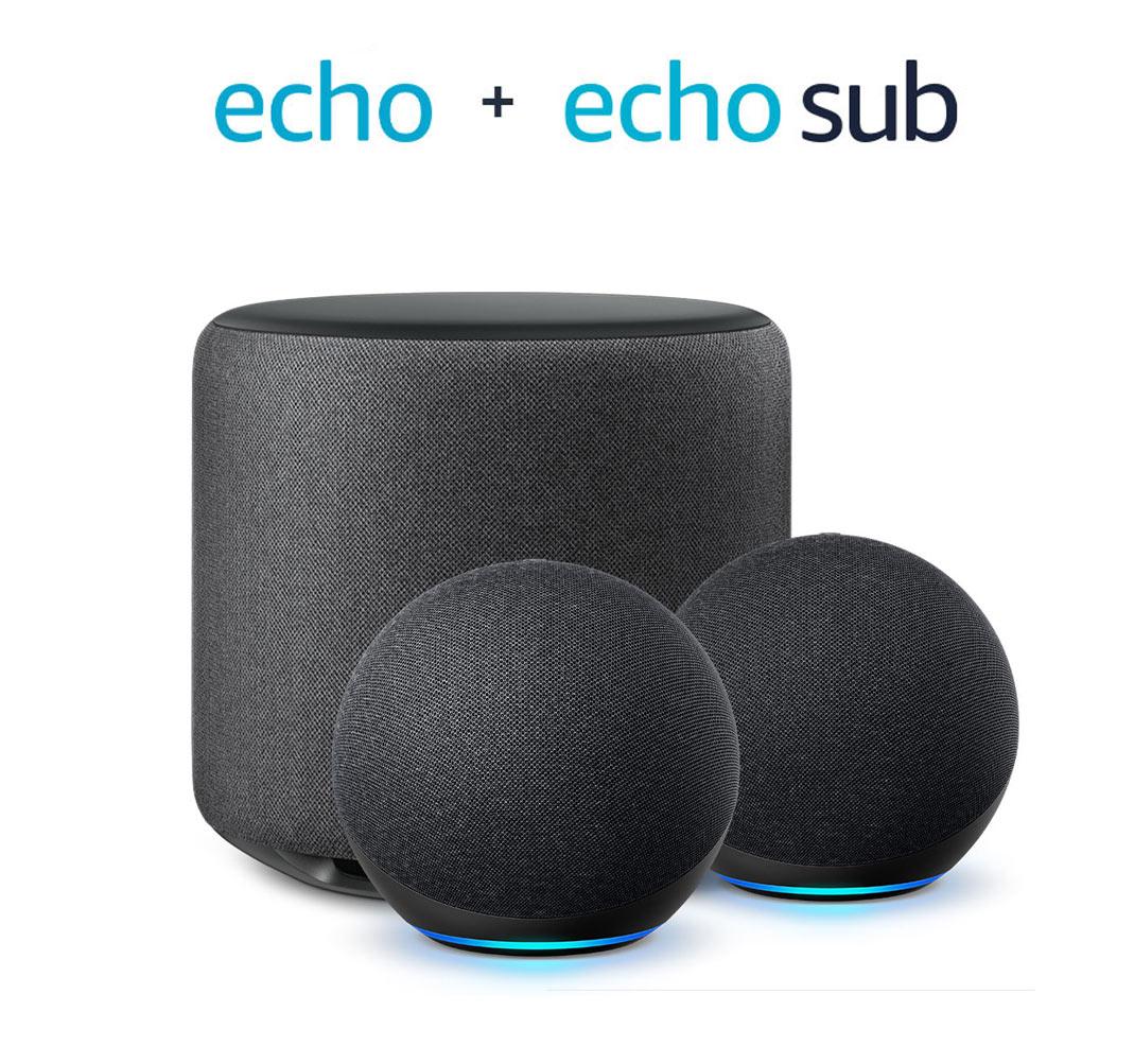 Echo and echo sub bundles
