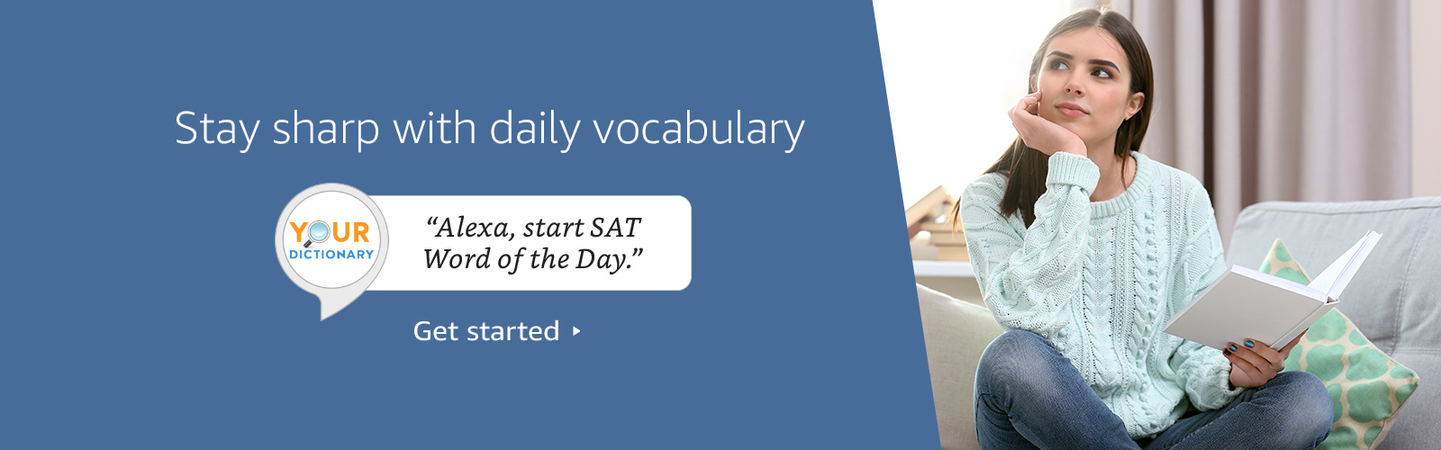 """""""Alexa, open SAT Word of the Day."""""""