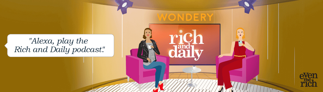 Listen to podcasts on Alexa, Rich and Daily