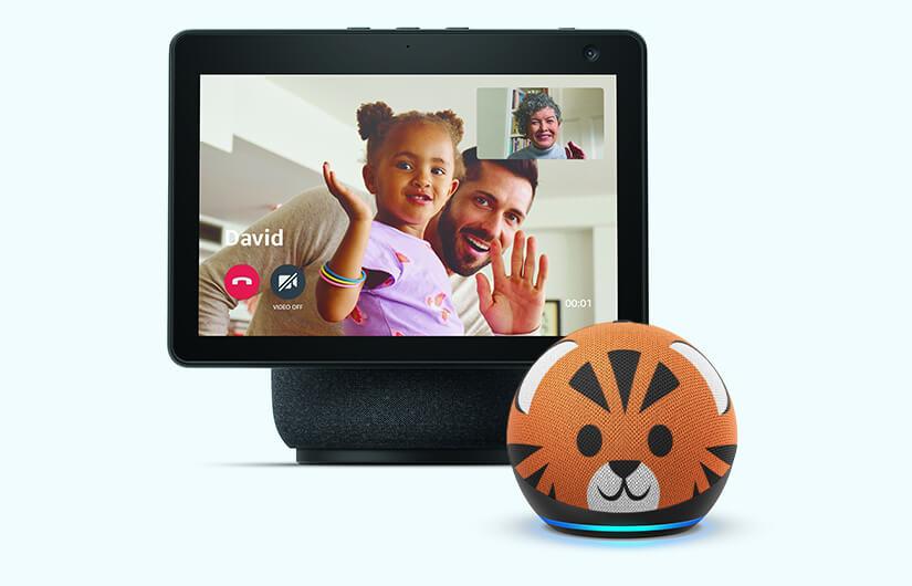 Shop Echo and Alexa devices