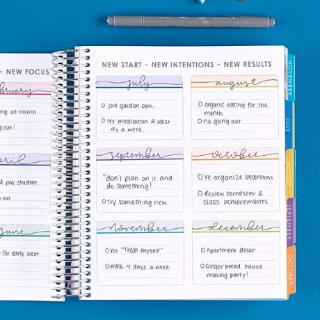 Erin Condren - coiled LifePlanner
