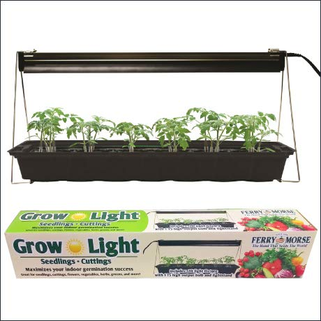 Ferry-Morse Home Gardening - indoor grow light with T5 bulb