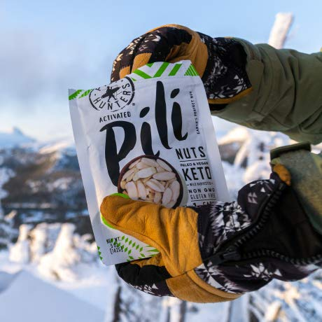 Pili Hunters - nuts with himalayan salt