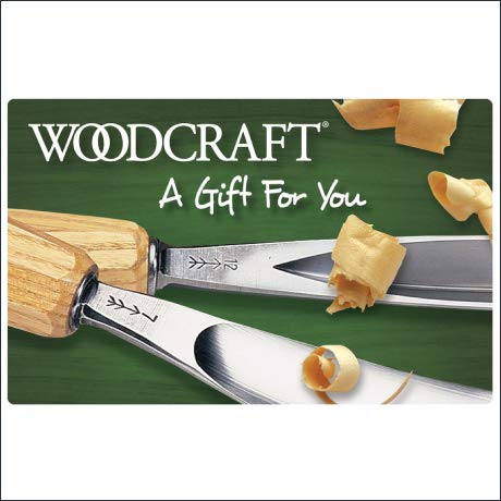 Woodcraft Supply - gift card