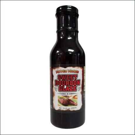 Pepper Palace - sweet bourbon glaze