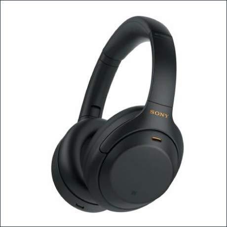 Focus Camera - Sony WH-1000XM4 wireless over-ear headphones
