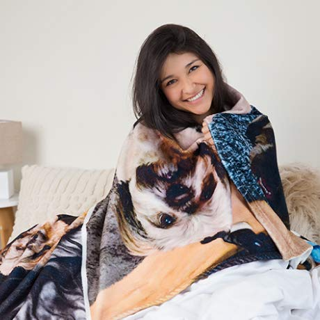 Printerpix - custom photo blankets