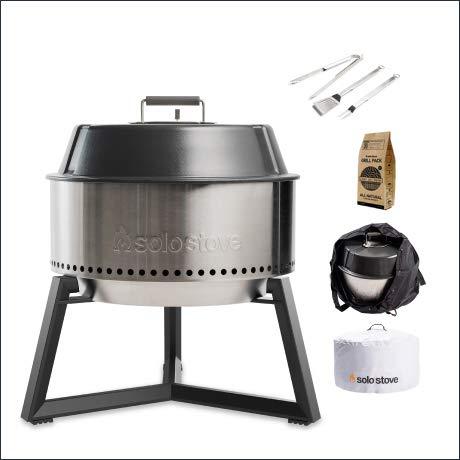 Solo Stove - ultimate grill bundle