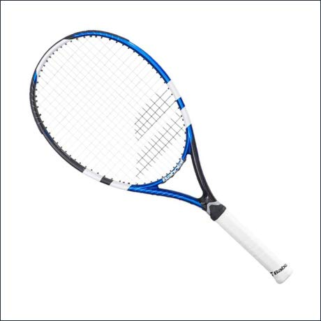 Midwest Sports - babolat drive max 100 pre-strung racquet