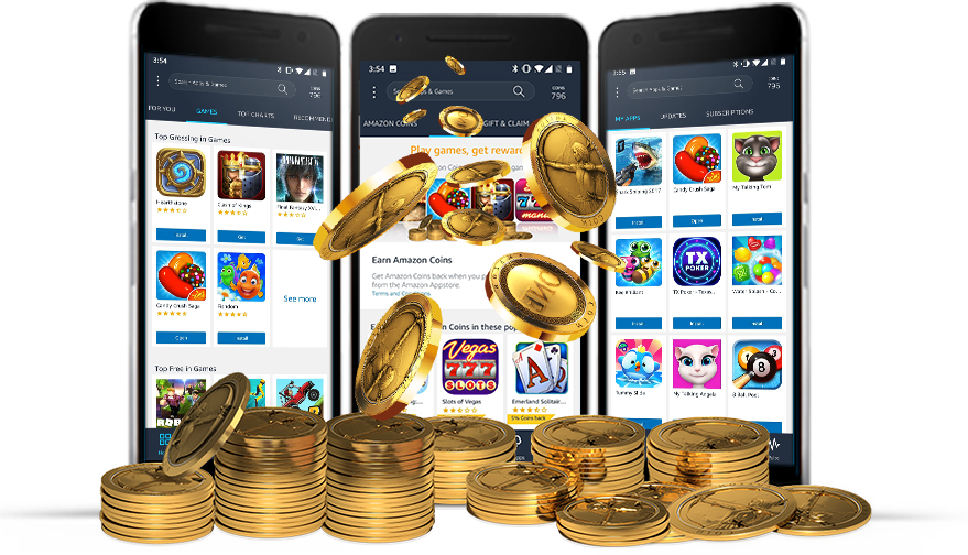 5000 amazon coins angebot