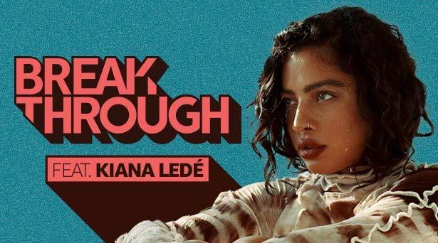 Breakthrough Playlist on Amazon Music