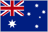 Picture of Australia flag