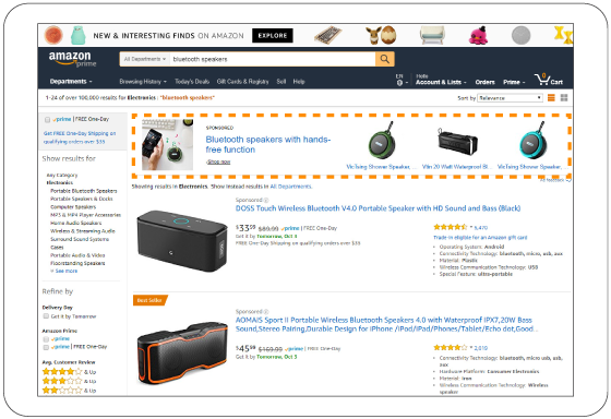 Promote Your Brand With Headline Search Ads And Amazon Stores