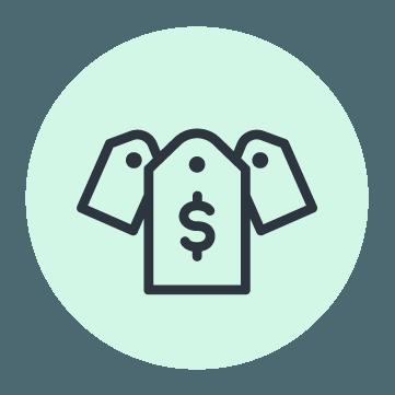 Tag di soldi