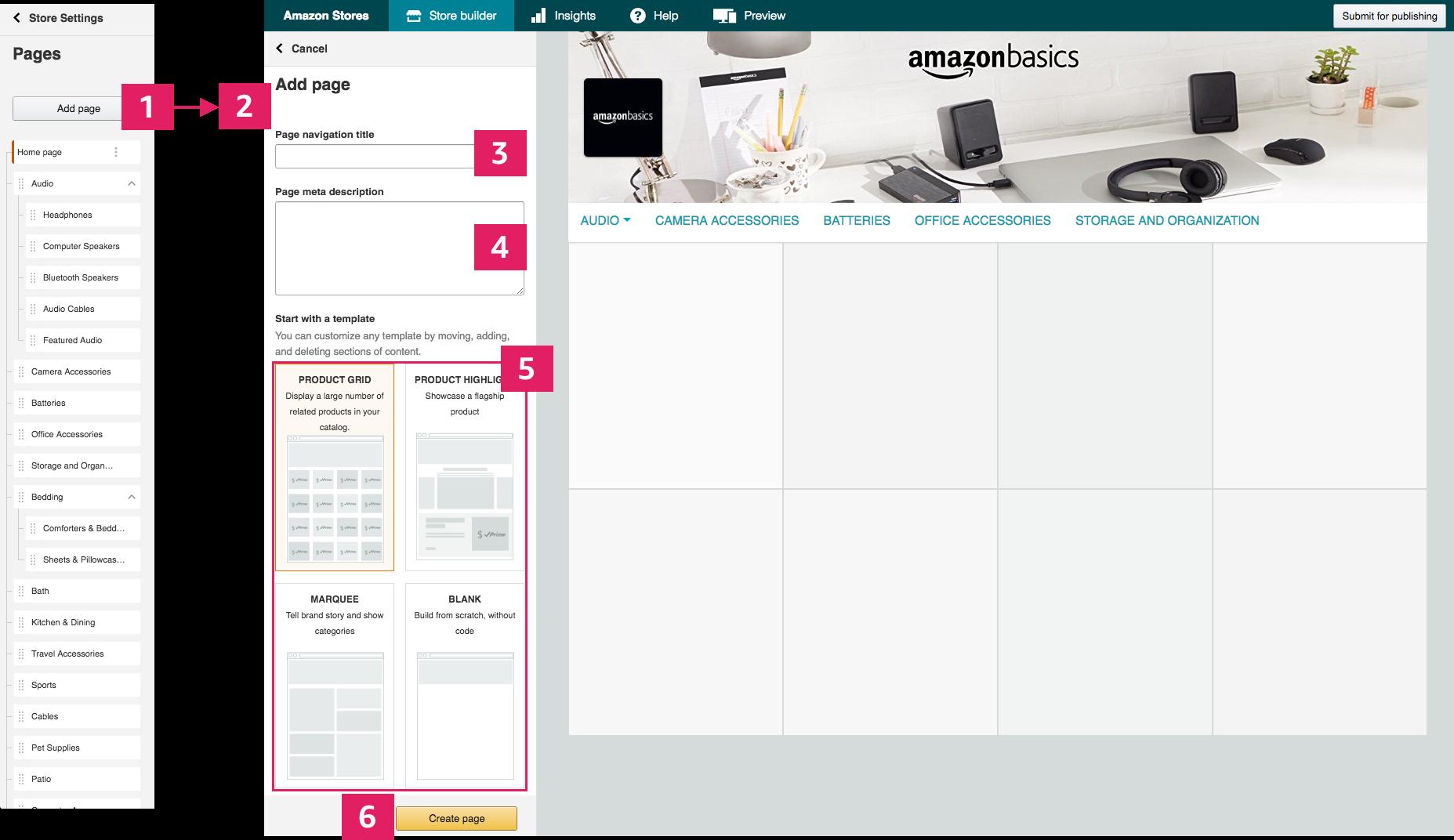 Niedlich Webstore Vorlagen Zeitgenössisch - Beispiel Business ...