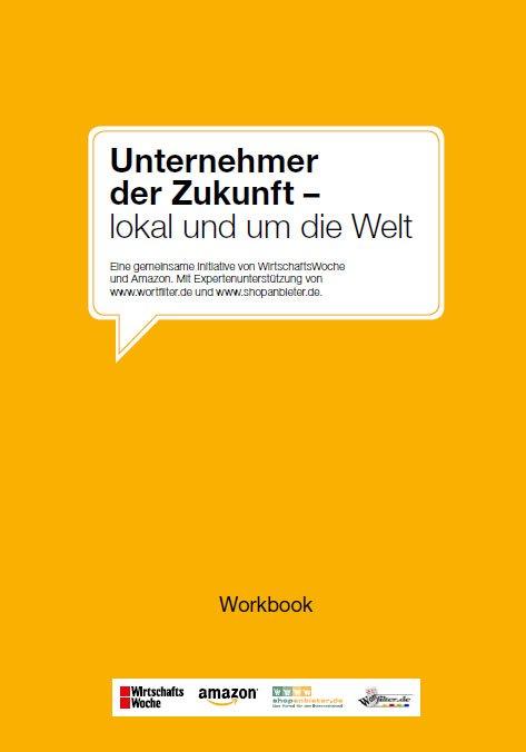Amazon Workbook ›Unternehmer der Zukunft‹: Verlosung der ultimativen Amazon-Bibel