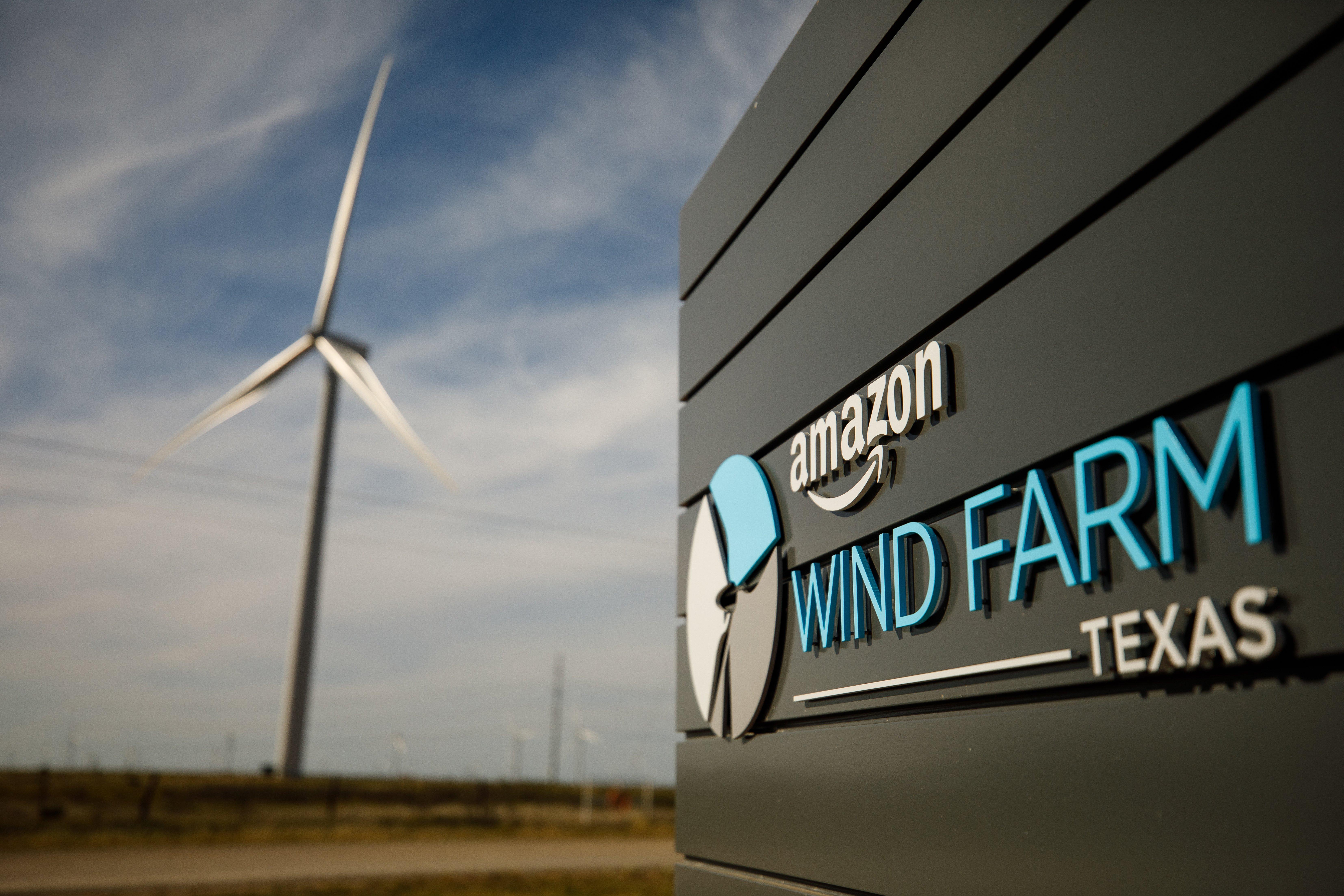 Amazon Wind Farm