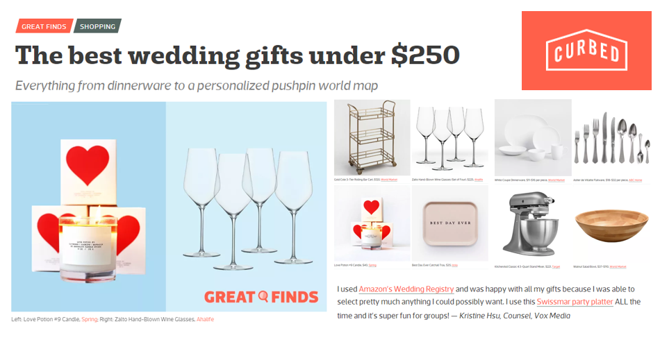 Best Wedding Registry Items.Amazon Com Associates Central Resource Center Getting Started