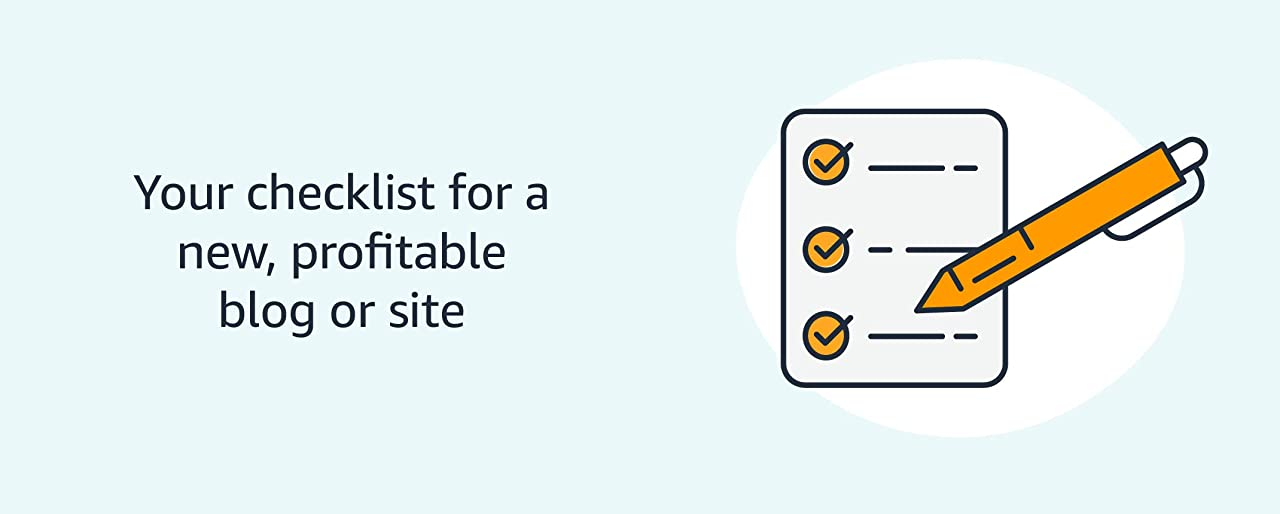 Your checklist for a new, profitable blog or site