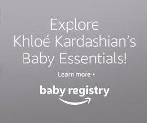 Khloe Kardashian's Baby Essentials