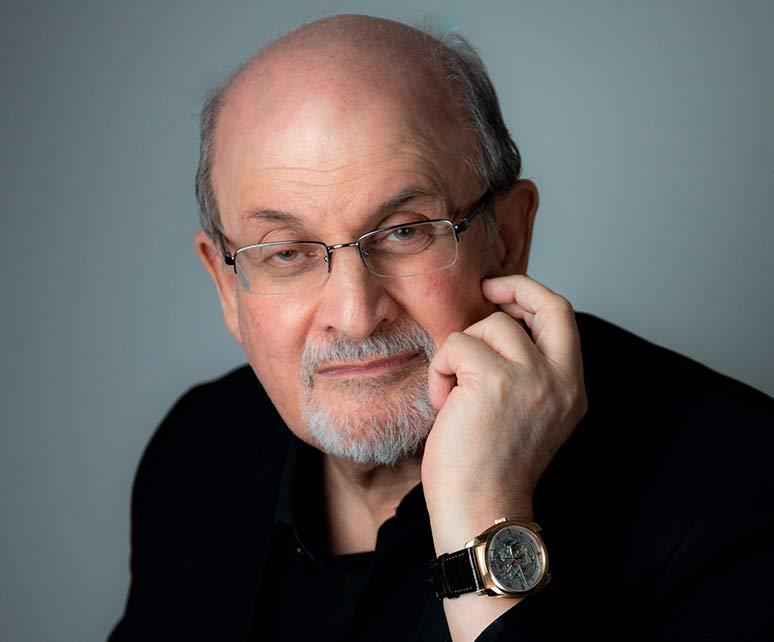 Salman Rushdie - Audible Questionnaire