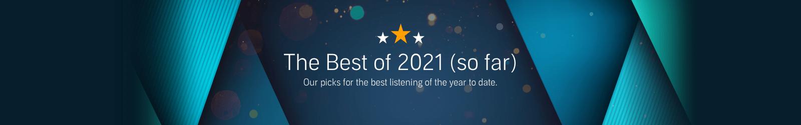 The best audiobooks of 2021