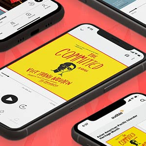 Audible Asian Pacific American Heritage Month
