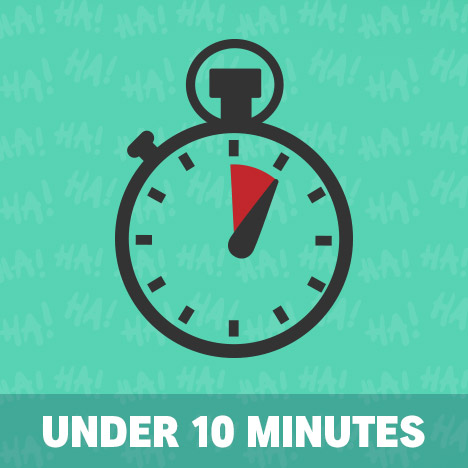 Comedy Break - Under 10 minutes