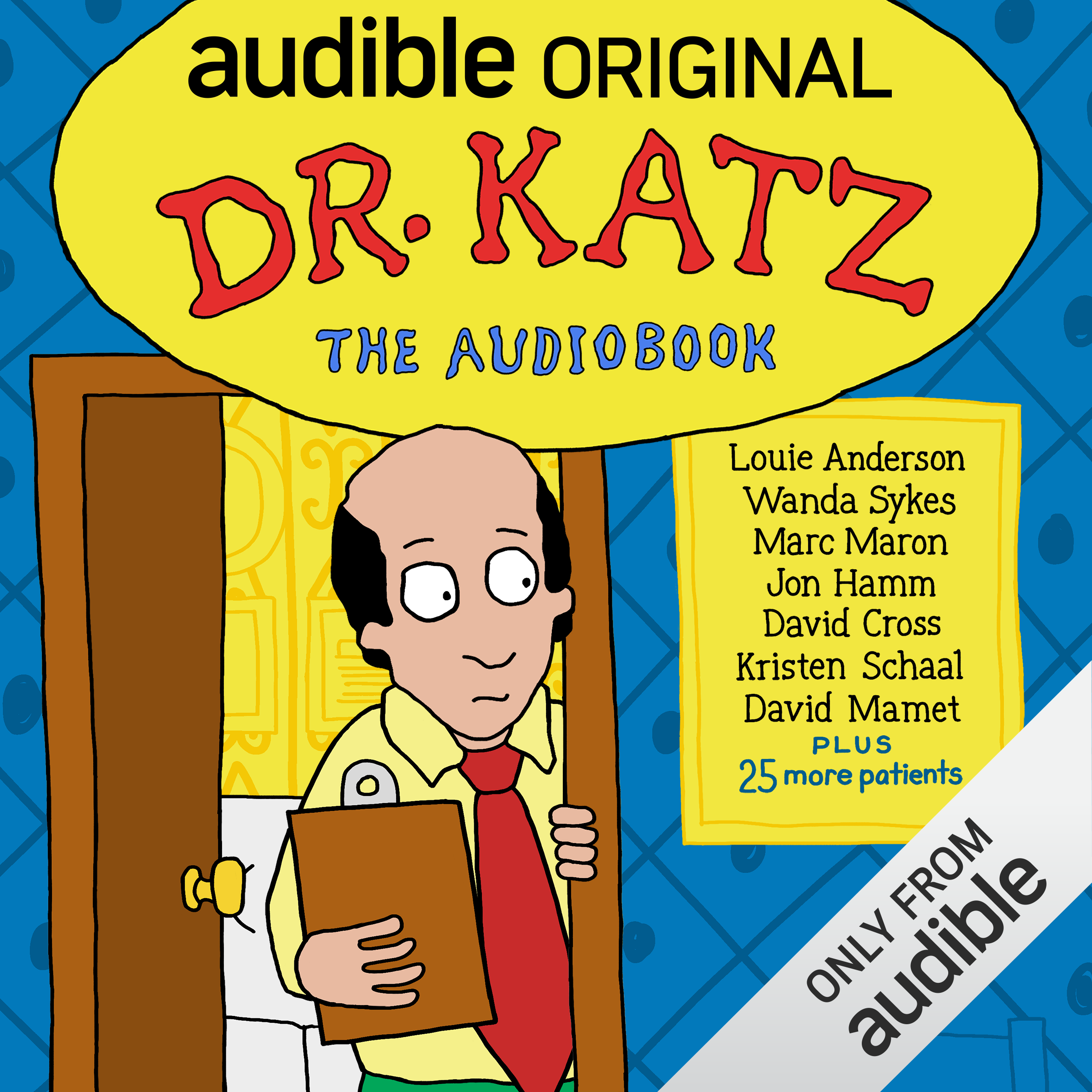 Dr. Katz: The Audiobook – Louie Anderson