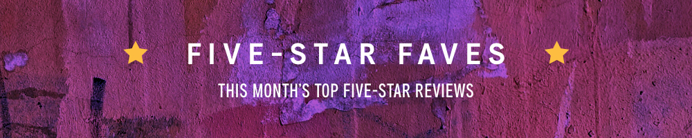 A Bit of Everything September Five-Star Faves