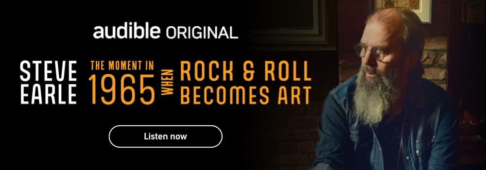 Audible Original. (The Moment in) 1965 (When Rock and Roll Becomes Art).