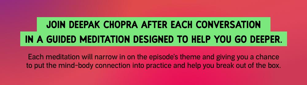 Deepak Chopra Performers