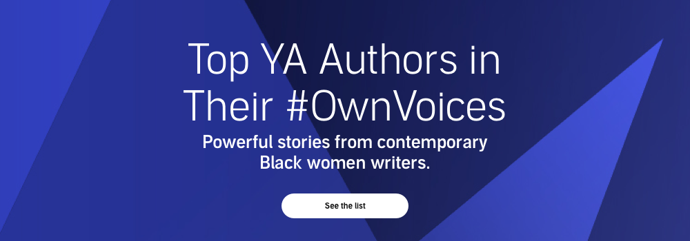 #OwnVoices stories from top YA authors