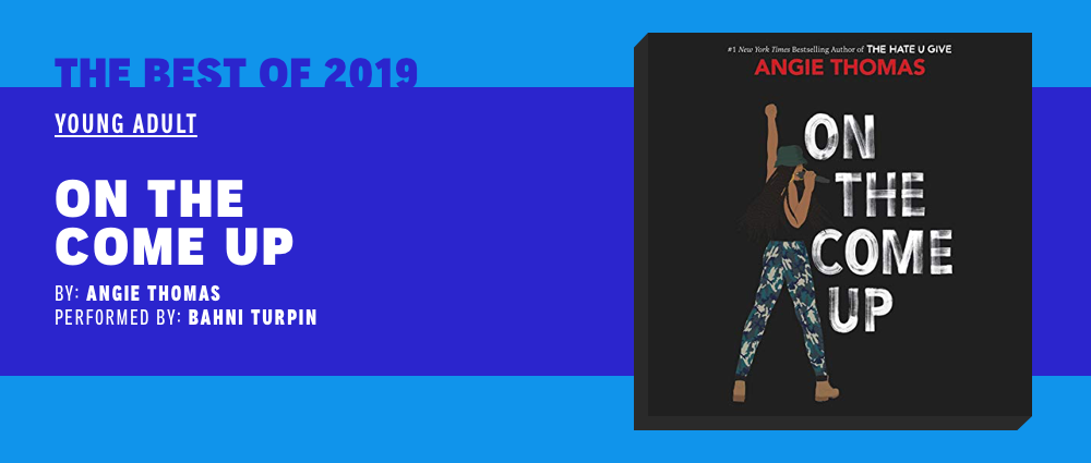 Best of the Year 2019 Young Adult